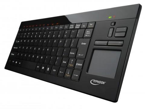 Eines der neuen Typhoon-Produkte von PC live