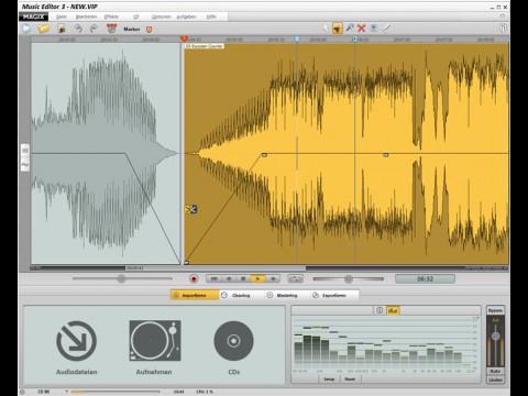 Magix Music Editor 3