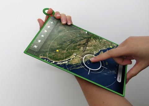Designstudie des OLPC XO 3.0