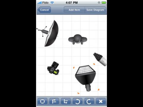 Strobox - Anwendungsbeispiel