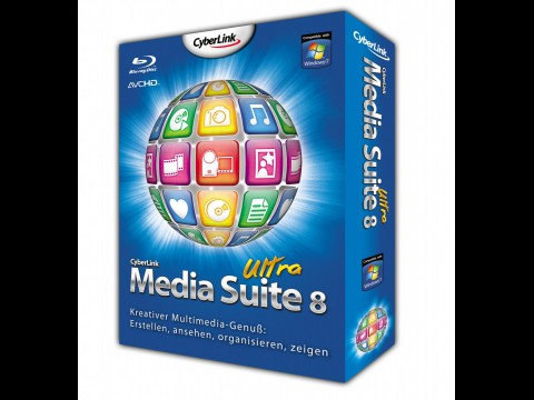 Cyberlink Media Suite 8 Ultra