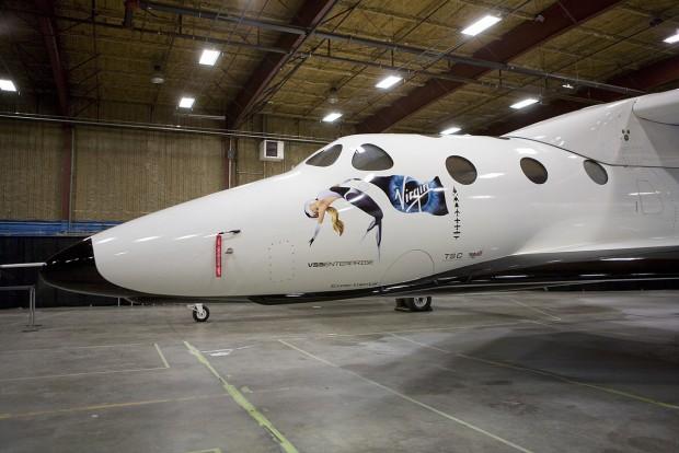 SpaceShipTwo (Foto: Ned RocknRoll)