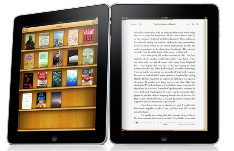 Apple iPad Apps - iBook