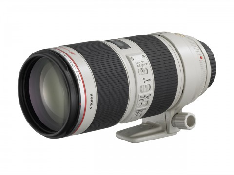 Canon EF 70-200mm 1:2,8L IS II USM