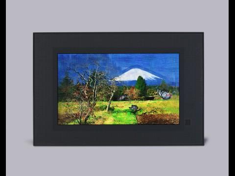 Casio Digital Art Frame