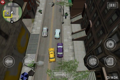 GTA Chinatown Wars (Version für iPhone/iPod Touch)