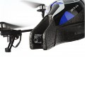 AR.Drone - Quadcopter streamt Livebild aufs iPhone