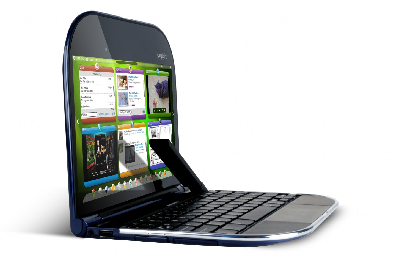 Lenovo Skylight - schlankes Netbook mit Snapdragon-CPU - Lenovo Skylight