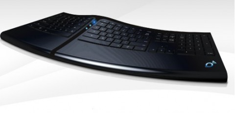 Ergomotion Keyboard von Smartfish Technologies