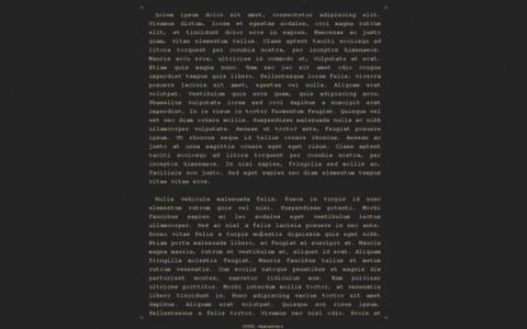 Writemonkey - Texteingabe