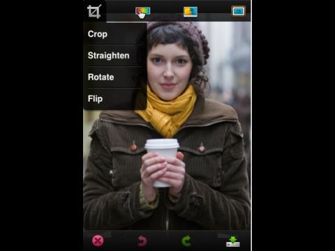 Adobe Photoshop.com Mobile für iPhone