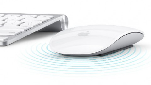 Apple Magic Mouse mit Drahtlostastatur