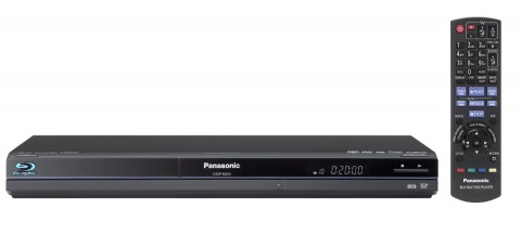 Panasonic DMP-BD65 - Blu-ray-Player in Schwarz