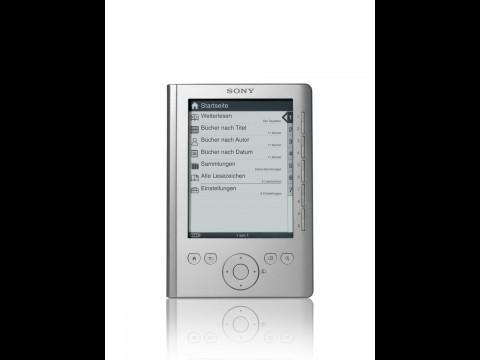 Der PRS-300 Pocket Edition ist der kleinste von Sonys E-Book-Readern. (Foto: Sony)