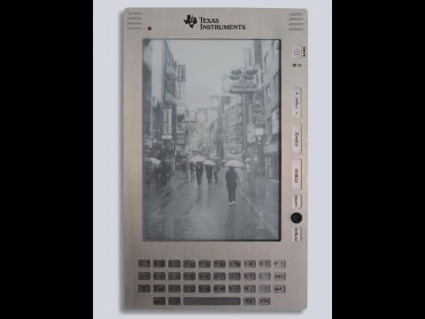 E-Book-Reader-Prototyp von Texas Instruments (Foto: Texas Instruments)