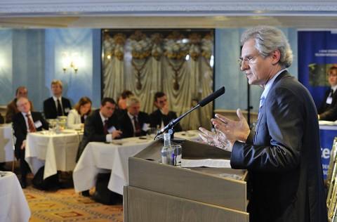 Acatech-Präsident Henning Kagermann