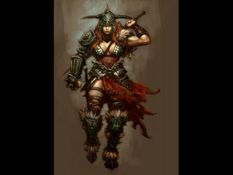 Diablo 3: Barbarin