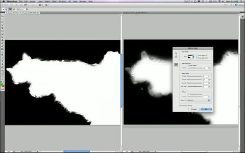 Neue Freistellungsfunktionen für Adobe Photoshop CS5 mit Kantenerkennung