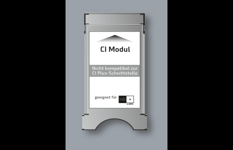 Modell eines HD-Plus-Moduls laut HD+