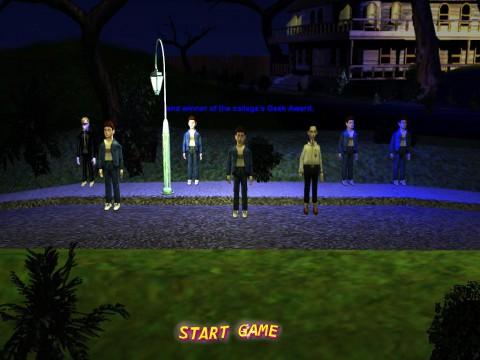 Maniac Mansion 3D