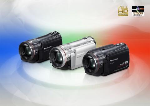 Panasonic HDC-HS700, HDC-TM700, HDC-SD707