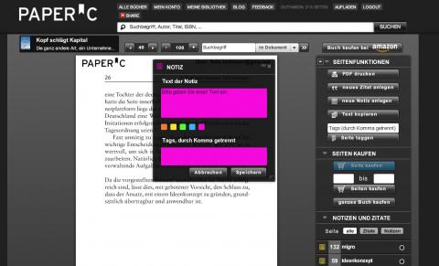 Paperc - Bücher kostenlos online lesen