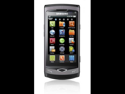 samsung wave 1. Samsung Wave: Bada-Smartphone