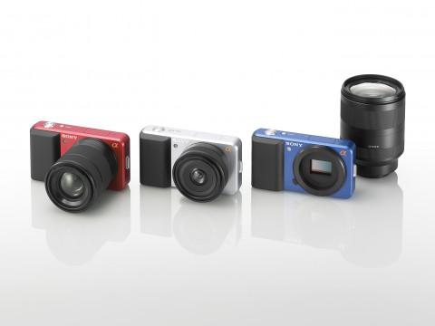 Sony-Hybridkamera
