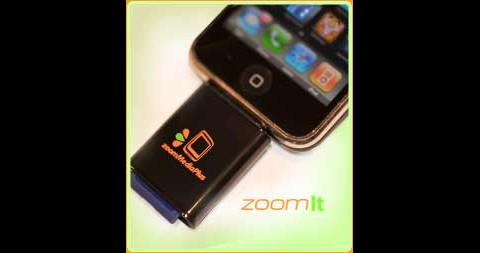 Zoomit für iPhone und iPod touch