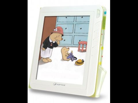 Aipteks Story Book InColor ist ein E-Book-Reader für Kinder. (Foto: Aiptek)