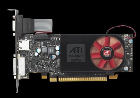Radeon HD 5570 - DirectX-11-Grafikkarte auch für Kompakt-PCs