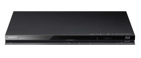 Blu-ray-Player Sony BDP-S470 wird Blu-ray-3D-Filme spielen.