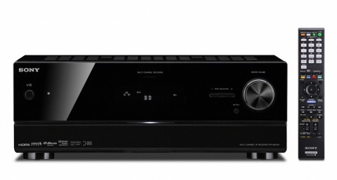 Sony STR-DN1010 - AV-Receiver für 3D-Video