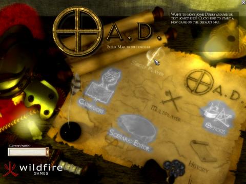 """Open-Source-Echtzeit-Strategiespiel """"0 A.D."""""""