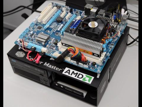 AMDs Testsystem für Thuban