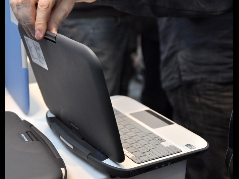 Neue Generation von Intels Classmate PC