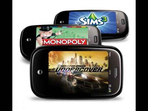 Need for Speed Underground, Sims 3 und Monopoly für WebOS