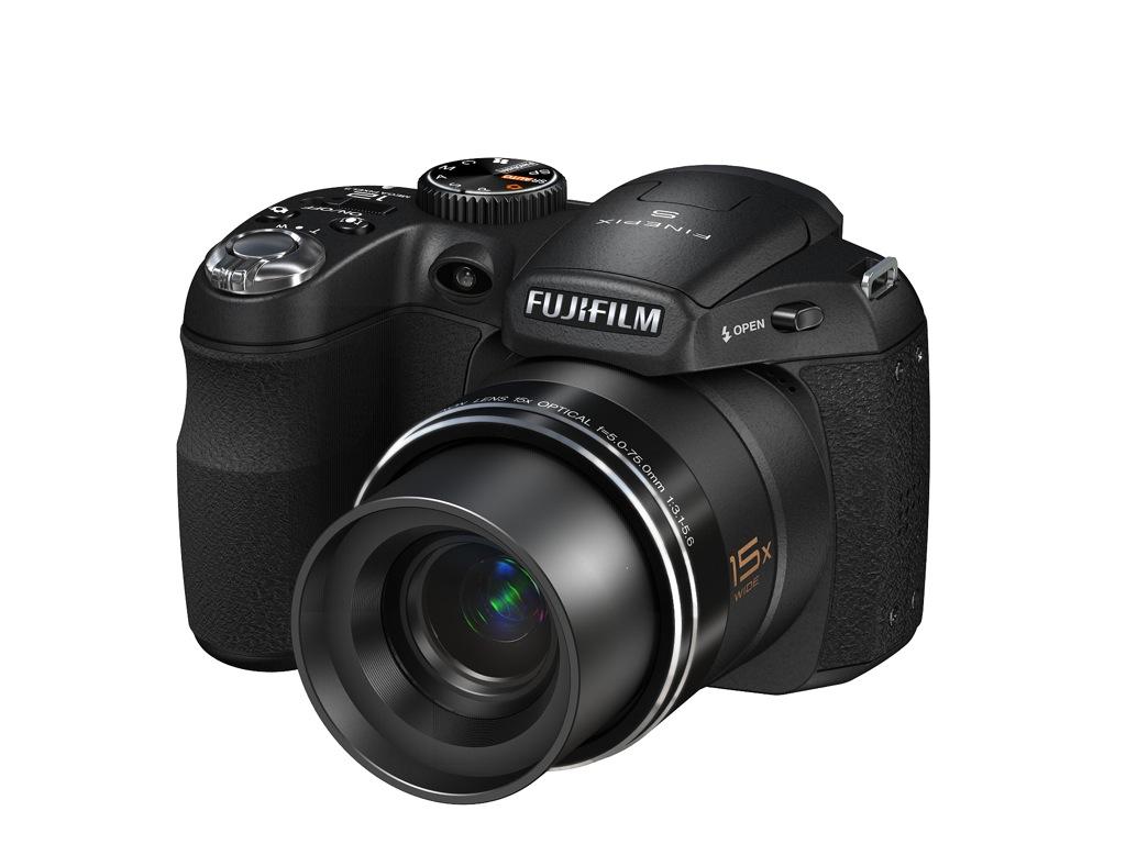 Fujifilm verbessert Live-View für Bridge-Kameras - Fujifilm Finepix S1600