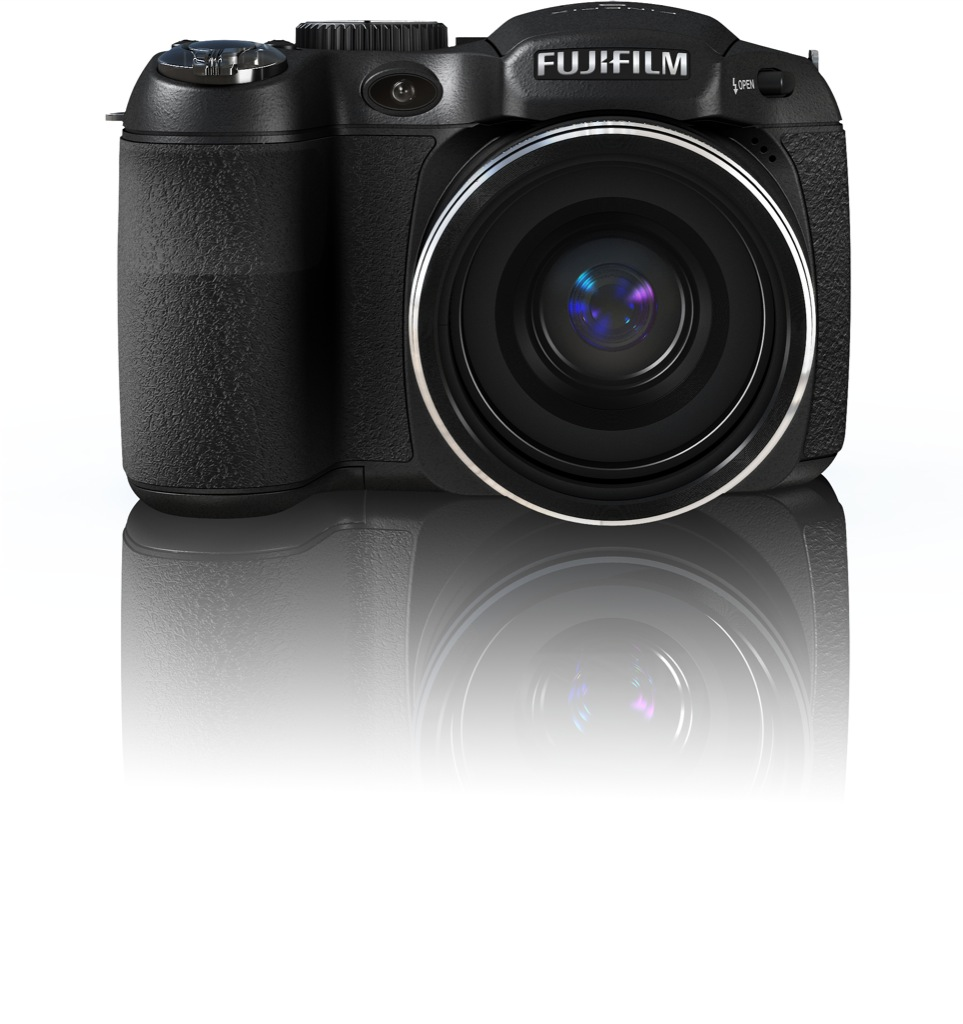 Fujifilm verbessert Live-View für Bridge-Kameras - Fujifilm Finepix S2500HD