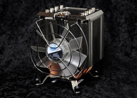Der Tower-Kühler der Boxed-Prozessoren