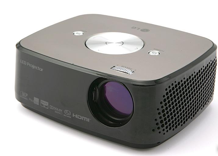 LG stellt LED-Projektor mit Radiosender vor - LG HX300