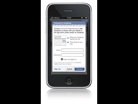 MobileNavigator 1.5 für iPhone