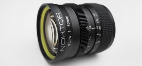 Noktor Hyperprime F0,95 50 mm