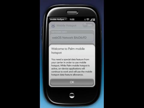 Palm Mobile Hotspot