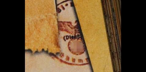 Silent Hunter 5 CE: Problematischer Ausschnitt aus Sammler-Handbuch (Hakenkreuz von Golem.de entfernt)