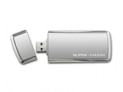 USB-Speicherstick Supercrypt von Super Talent