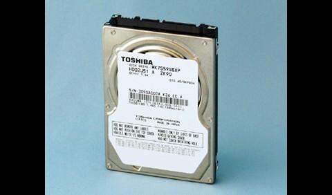 Toshiba MK7559GSXP mit 750 GByte