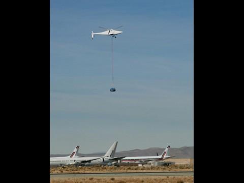 Boeings A160T Hummingbird im Einsatz (Foto: Boeing)