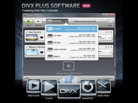 DivX Plus Converter 8.0