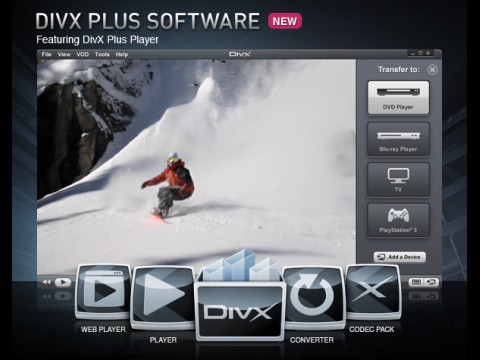 DivX Plus Player 8.0